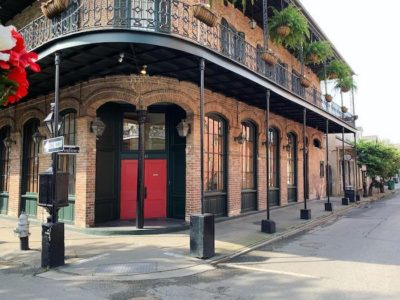 City Photography New Orleans Building