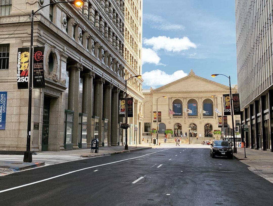 Museum of Art Chicago