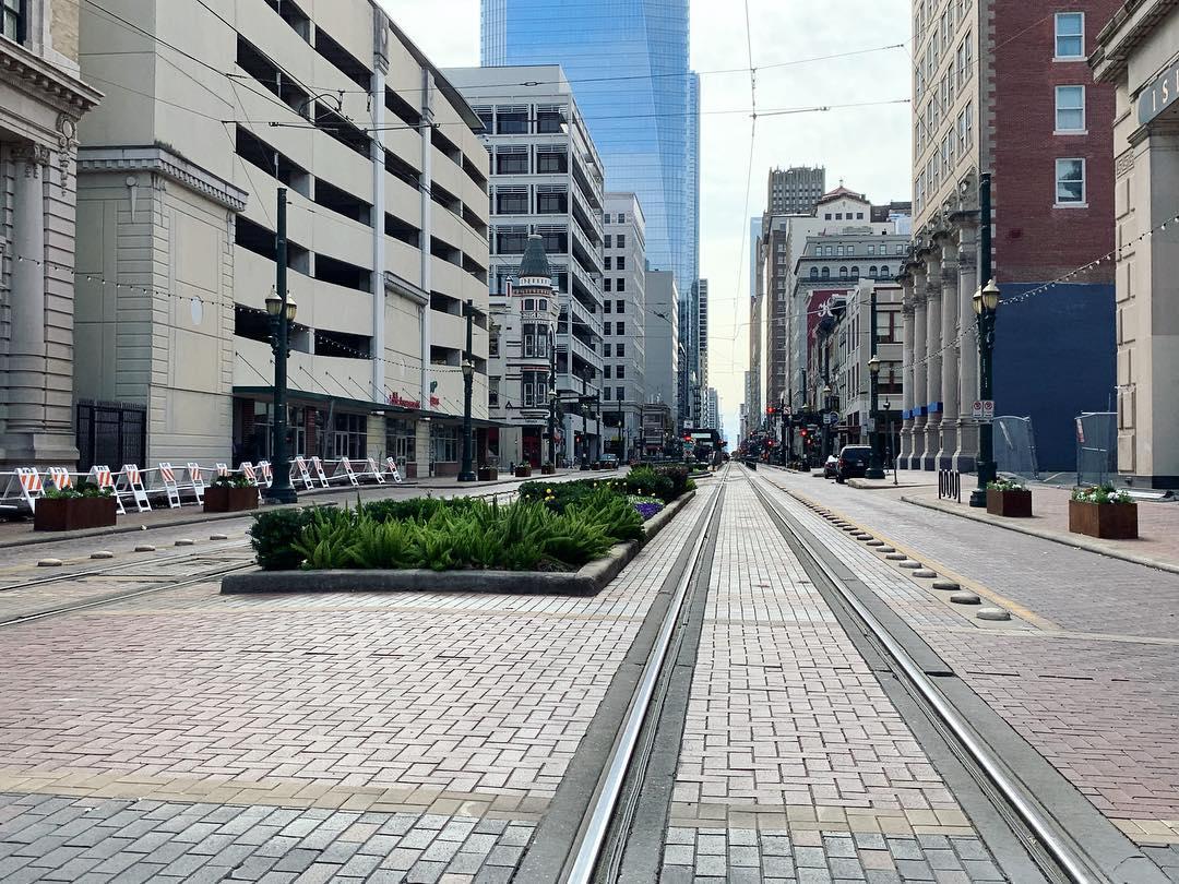 Streets of Houston, TX